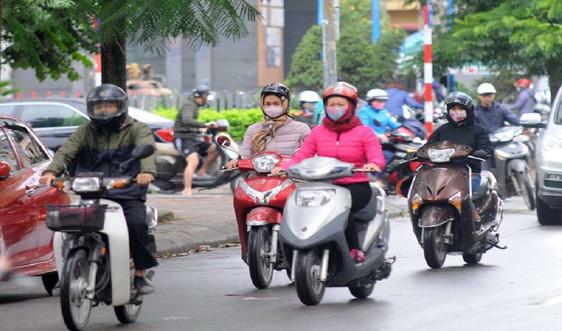Thời tiết ngày 14/11: Hà Nội có mưa, trời chuyển rét