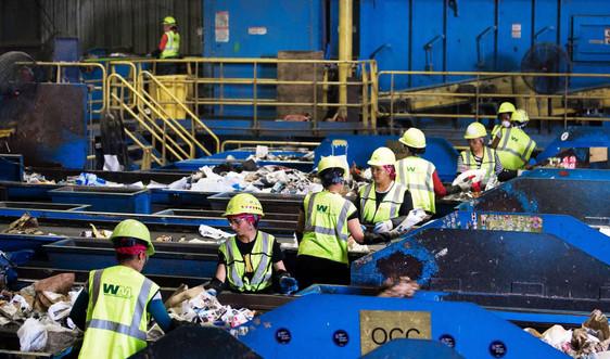 Thị trường tái chế chất thải: Nhìn ra thế giới