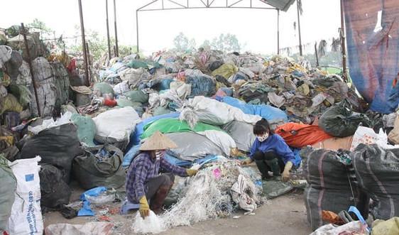 Quản lý rác thải: Ba bên cùng hành động