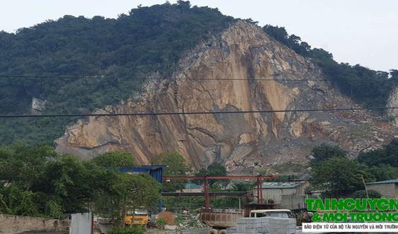 Thanh Hóa: Vi phạm trong khai thác đá tại Doanh nghiệp Trần Hoàn và Công ty Bình Tùng
