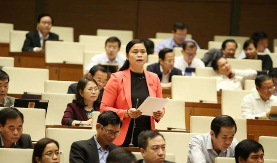 Quốc hội thảo luận về dự án Luật sửa đổi, bổ sung Luật Giám định tư pháp