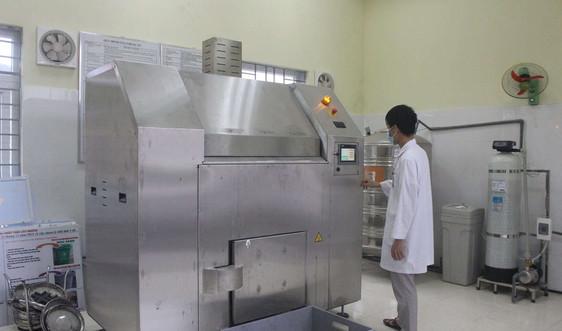 Trung tâm y tế huyện Than Uyên: Chú trọng xử lý rác thải y tế nguy hại
