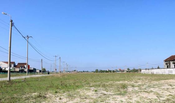Hà Tĩnh:  Kỷ luật nhiều cán bộ liên quan đến sai phạm trong quản lý đất đai