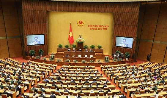 Quốc hội yêu cầu kiên quyết tạm đình chỉ, đình chỉ công trình, dự án vi phạm pháp luật về PCCC