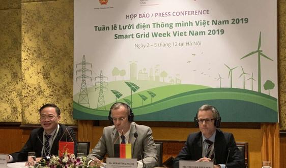 Khởi động Tuần lễ Lưới điện thông minh Việt Nam 2019