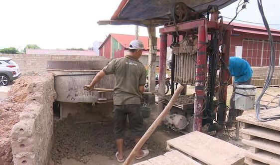 Tái chế rác thải xây dựng góp phần bảo vệ môi trường