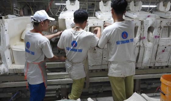 Công ty cổ phần sứ Viglacera Thanh Trì: Tiết kiệm năng lượng giảm phát thải