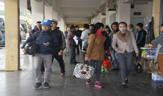 Hà Nội dự kiến tăng hơn 2.000 xe phục vụ hành khách dịp Tết 2020