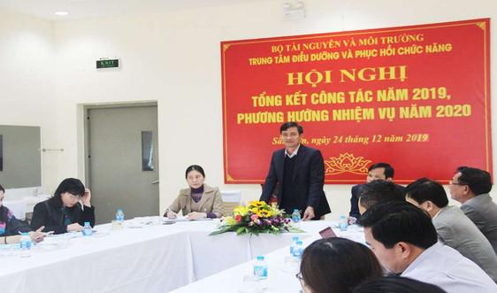 Thứ trưởng Trần Quý Kiên chủ trì Hội nghị tổng kết Trung tâm Điều dưỡng và Phục hồi chức năng