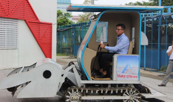 Sinh viên Đà Nẵng phát huy tài năng vào lĩnh vực bảo vệ môi trường