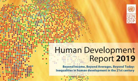 Khu vực Châu Á - Thái Bình Dương tiến bộ vượt bậc về phát triển con người, nhưng không đồng đều, do BĐKH