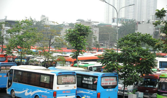 Hà Nội: Đẩy mạnh giữ gìn vệ sinh môi trường bến xe