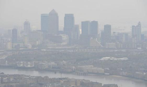 Ô nhiễm không khí có thể làm chết 160.000 người trong thập kỷ tới