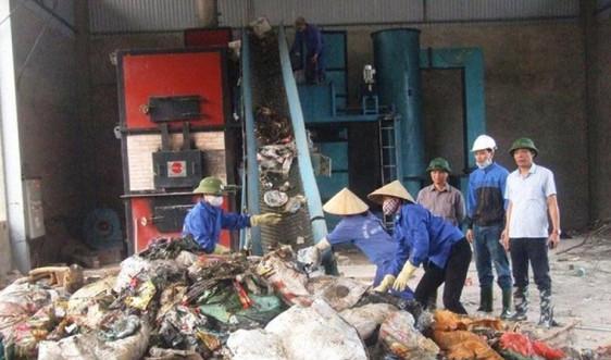"""Hà Tĩnh: Chưa """"thoát"""" khó khăn trong xử lý rác thải"""