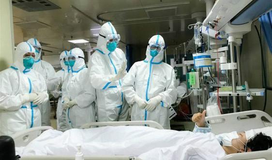 Hơn 24.500 người mắc bệnh và 492 người tử vong do nCoV