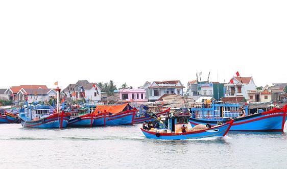Quảng Ngãi: Làng chài tỷ phú làm giàu từ biển