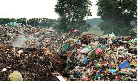TP. Chí Linh: Cần có giải pháp xử lý rác thải sinh hoạt