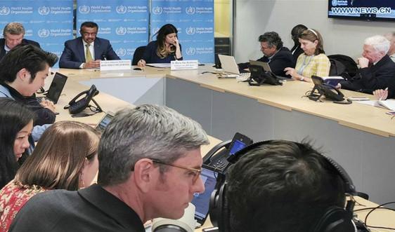 WHO kêu gọi nỗ lực cung cấp bộ dụng cụ y tế phòng, chống nCoV