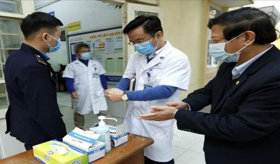 Hà Nội: Cấp bổ sung hơn 100 tỷ đồng cho công tác phòng, chống dịch