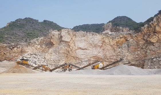 Thanh Hóa: Tăng cường quản lý Nhà nước về khoáng sản làm vật liệu xây dựng
