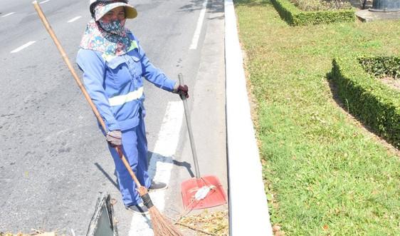 Đà Nẵng: Thu gom khẩu trang thải ra môi trường phòng, chống dịch COVID-19