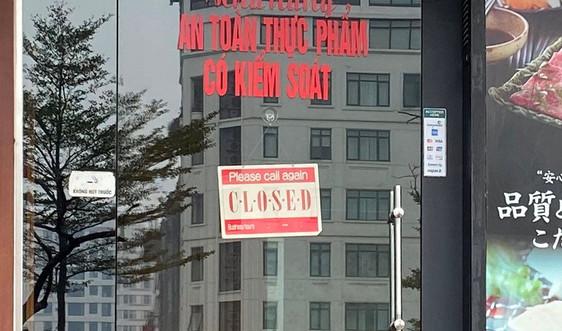 """Nhà hàng, quán ăn ở Hà Nội """"ế ẩm"""" vì dịch covid-19"""