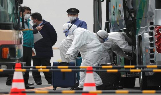 Nhật Bản xác nhận 2 du khách trên tàu du lịch Diamond tử vong do nhiễm Covid-19