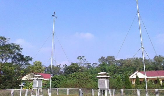 Bổ sung, hoàn thiện Quy hoạch mạng lưới trạm khí tượng thủy văn quốc gia
