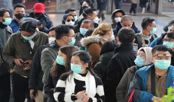 Cập nhật tình hình Covid-19 ngày 26/2: Ca nhiễm và tử vong mới giảm tại Trung Quốc, tăng tại Hàn Quốc và Ý