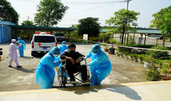 Quảng Trị: Hai cô gái trở về từ Hàn Quốc âm tính với Covid-19