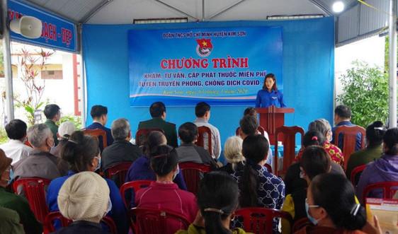Ninh Bình: Khởi động tháng thanh niên 2020 và tuyên truyền phòng chống dịch Covid-19