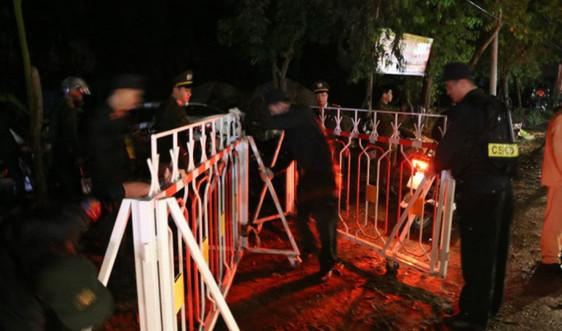 Vĩnh Phúc chấm dứt hoạt động của các chốt kiểm soát dịch bệnh Covid-19 tại xã Sơn Lôi
