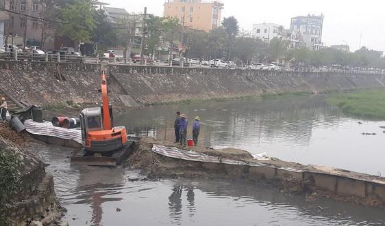 Nghệ An: Ô nhiễm, bồi lấp tại hào Thành cổ Vinh và kênh Bắc