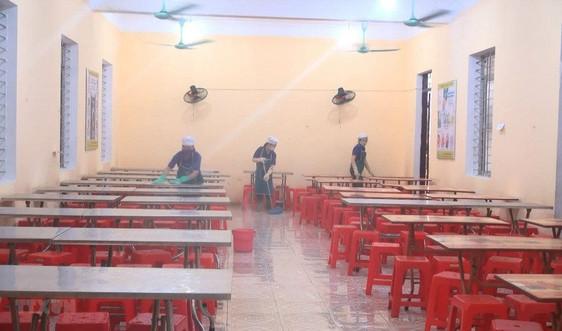 Tăng cường công tác phòng, chống dịch bệnh Covid-19 trong trường học, ký túc xá tại Hà Nội