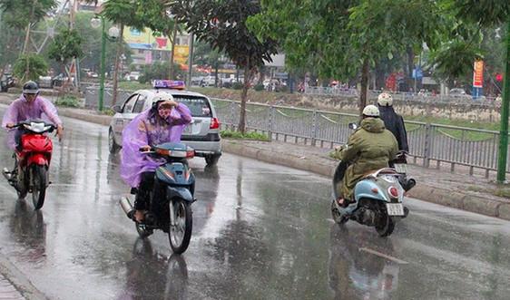 Dự báo thời tiết ngày 15/3: Bắc Bộ nhiều nơi mưa rét, miền Trung mưa dông rải rác
