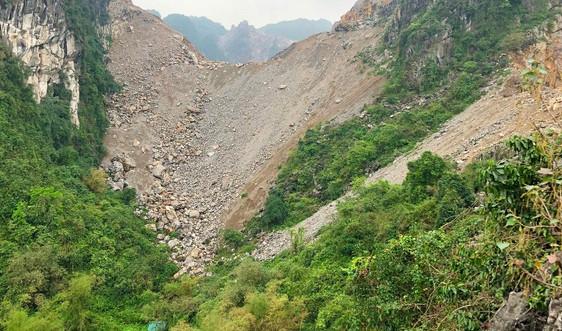 """Tiếp bài Công ty TNHH Duyên Hà khai thác đá """"phá"""" rừng phòng hộ: """"Đi ngược"""" với đánh giá tác động môi trường"""