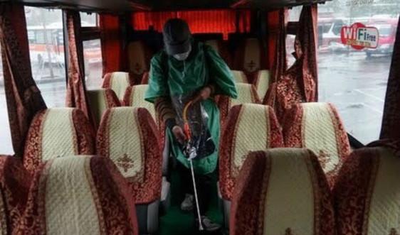 Hà Nội: Bến xe triển khai hàng loạt biện pháp bảo đảm sức khỏe hành khách