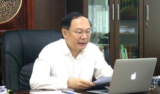 Rà soát các nội dung trong Dự thảo Thông tư quy định kỹ thuật quy hoạch tổng hợp lưu vực sông liên tỉnh