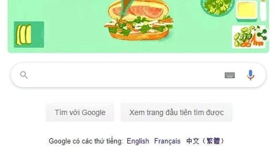 Google vinh danh Bánh mì Việt Nam