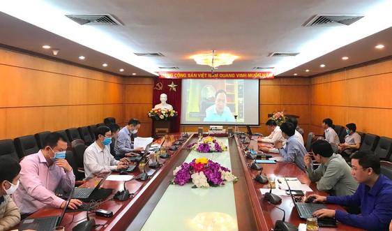 Tiếp tục hoàn thiện Đề án tổng thể xây dựng cơ sở dữ liệu đất đai quốc gia