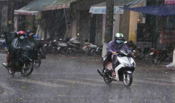Dự báo thời tiết ngày 24/3: Cảnh báo mưa lớn ở miền Bắc, nắng nóng tiếp tục ở Đông Nam Bộ