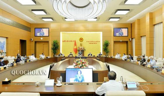 UBTVQH sẽ tổ chức Hội nghị đại biểu Quốc hội chuyên trách trực tuyến