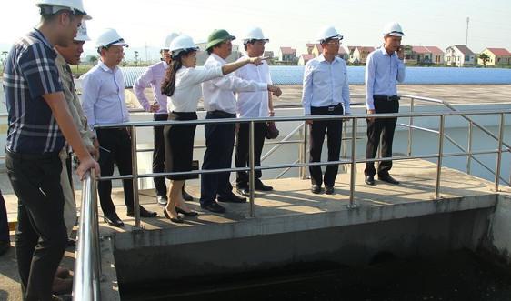 Đã có Quy chế quản lý, vận hành hệ thống quan trắc môi trường tự động tại Nghệ An