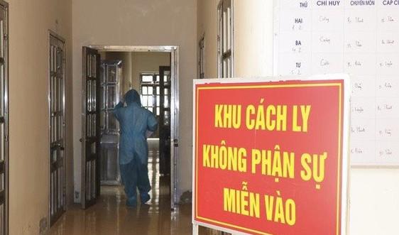 Điện Biên: Cách ly, giám sát y tế 6 người về từ Bệnh viện Bạch Mai