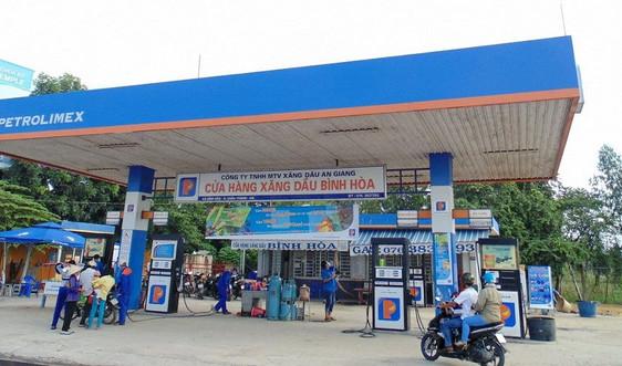 Giảm giá xăng dầu từ 15 giờ ngày 29.03.2020