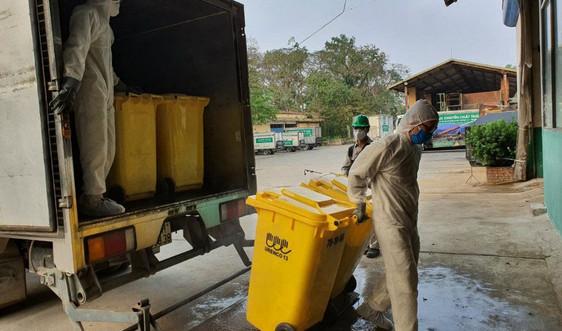 Nghiêm ngặt trong xử lý chất thải y tế nguy hại