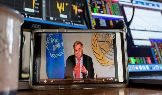 Liên Hợp Quốc triển khai kế hoạch đánh bại Covid-19