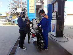 Điện Biên khuyến cáo người dân không mua xăng dầu tích trữ