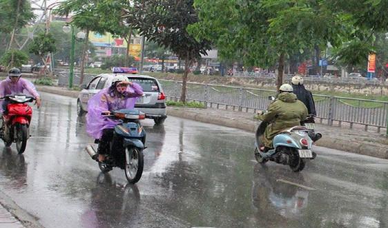 Dự báo thời tiết ngày 4/4: Cảnh báo mưa lớn trên diện rộng ở Bắc Bộ, Bắc Trung Bộ