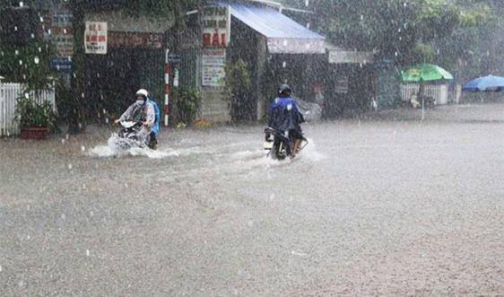 Miền Trung, Tây Nguyên chủ động ứng phó với mưa dông kèm lốc, sét